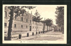 AK La Roche-sur-Yon, Le Lycee