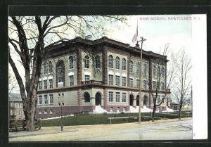 AK Pawtucket, RI, High School