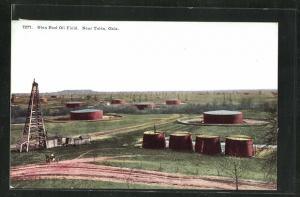 AK Tulsa, OK, Glen Pool OIl Field