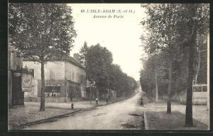AK L`Isle-Adam, Avenue de Paris