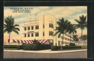 AK Miami Beach, FL, Corsair Hotel