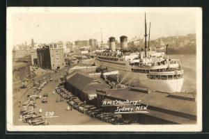 AK Sidney / N. S. W. A. M. S. Monterey