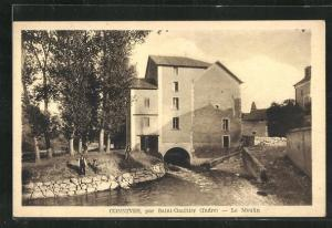 AK Connives, Par Saint-Gaultier, Le Moulin