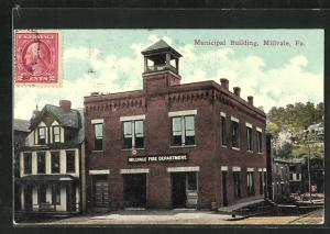 AK Millvale, PA, Municipal Building