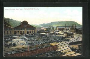 AK Johnstown, PA, Lorain Steel Co.