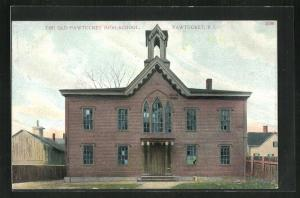 AK Pawtucket, RI, The old High School