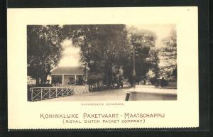AK Semarang, Randoesarie, Parkansicht
