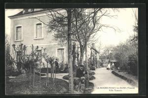 AK La Roche-Posay-les-Bains, Villa Tamaris