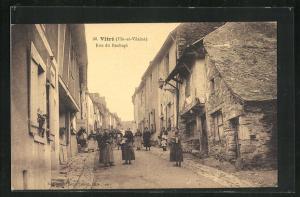 AK Vitre, Rue du Rachapt