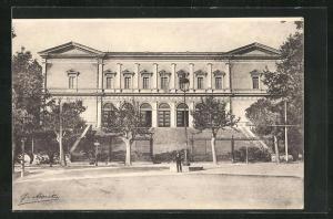AK Bastia, Boulevard du Palais, Palais de Justice