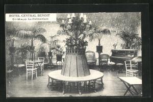 AK St-Malo, Hotel Central Benoit, Le Palmarium