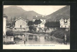 AK St-Jean-Pied-de-Port, Etablissement des Bains