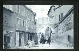 AK Nimes, Porte de France