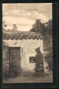 AK Cordoba, Las Ermitas, Suministro de comida a cada Ermitano