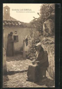 AK Cordoba, Las Ermitas, Ermitanos en contemplacion