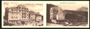 Klapp-AK Trébeurden, Grand Hotel Bellevue et ses Annexes