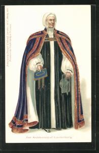 Präge-AK The Archbishop of Canterbury