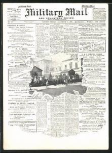 AK Military Mail, Londer Zeitung