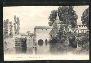 AK Cahors, Le Moulin Coty