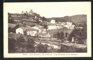 AK Luc, Vue Generale et le Chateau