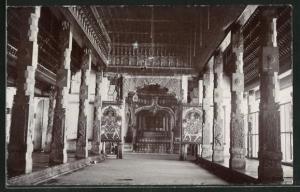 AK Madura, grosse Halle eines Hauses