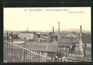 AK Saint-Chamond, Acieries de la Marine & Izieux