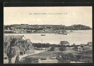 AK Perros-Guirec, Le Port et la Rade