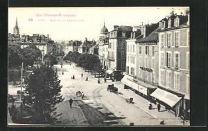AK Pau, Rue de la Prefecture