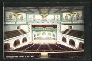 AK St. Paul, MN, Auditorium Theatre
