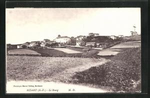 AK Bidart, Le Bourg
