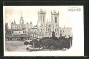 AK San Antonio, TX, San Fernando Cathedral
