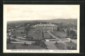 AK Upper Montclair, NJ, Edward Russ Hall from State Normal School