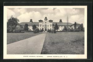 AK Upper Montclaire, NJ, State Normal School