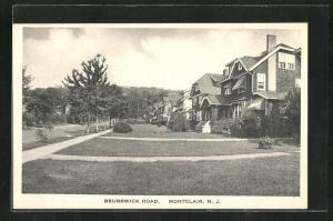 AK Montclair, NJ, Brunswick Road