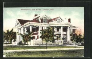 AK Amarillo, TX, Residence of Lee Bivins
