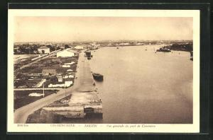 AK Saigon, Port de Commerce