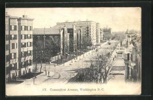 AK Washington D.C., Connecticut Avenue