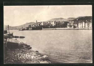 AK Bastia, Vue prise de la Jetée