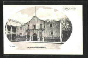 AK San Antonio, TX, The Alamo