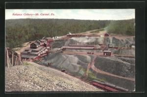 AK Mt. Carmel, PA, Reliance Colliery