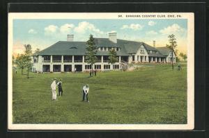 AK Erie, PA, Khakhwa Country Club