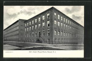 AK Newark, NJ, Clark`s Thread Works