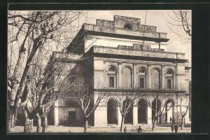 AK Bastia, Theatre de l`Opera