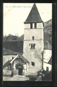 AK Beost, Eglise de Beost