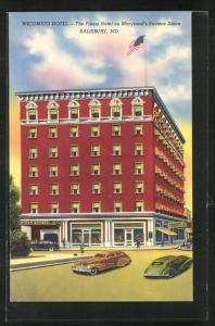 AK Salisbury, MD, Wicomico Hotel