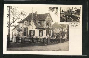 AK Lindenfels / Odenwald, Villa in der Wilhelm-Bruns-Strasse 20