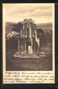 AK Treuchtlingen, Baustein für das Kriegerdenkmal