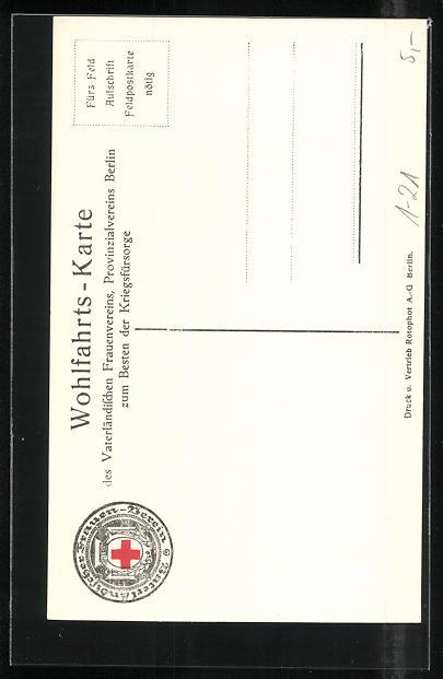 Künstler-AK Paulmann: Herzog Albrecht von Württemberg 1