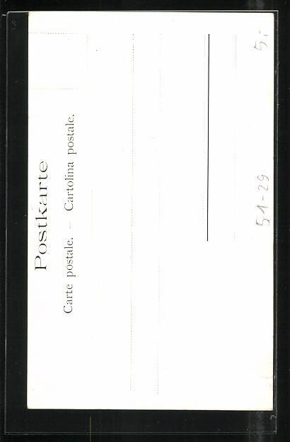 AK Bern, Pfeilerfigur im Kornhauskeller 1