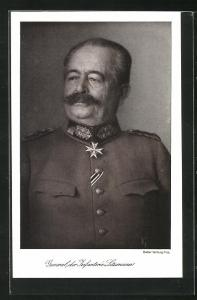 AK General der Infanterie Litzmann